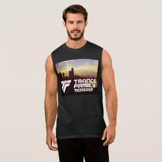 Chicago Trance Family city design LOGO T-shirt