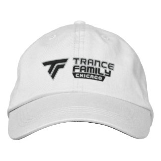 Chicago Trance Family White Hat
