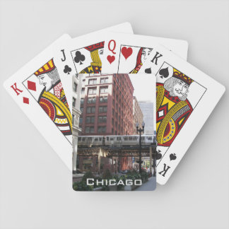 Chicago Travel Photo Playing Cards