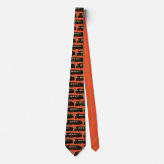 Chicago Union Traction Trolley Train Vintage Tie
