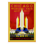 Chicago ~ Vintage Travel