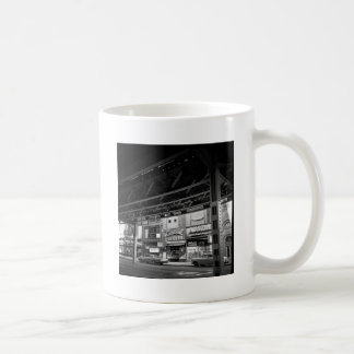 Chicago Wabash Avenue May 1961 Central Camera Cars Coffee Mug