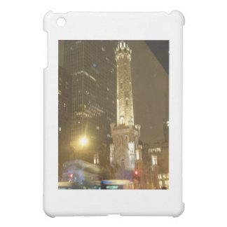 Chicago Water Tower Cover For The iPad Mini