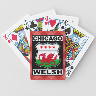 Chicago Welsh American Card Deck