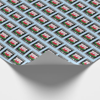 Chicago Welsh American Gift Wrap