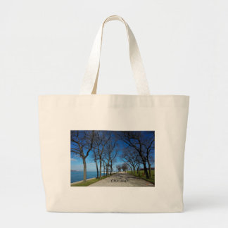 Chicago-Winter Canvas Bags