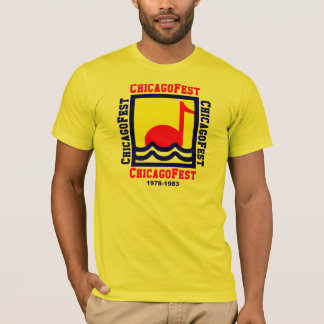ChicagoFest at Navy Pier Chicago Illinois T-Shirt