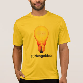 #chicagoideas by JP Choate T-Shirt