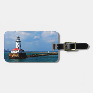 Chicago's Lighthouse Luggage Tag