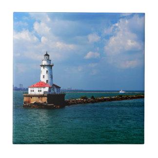 Chicago's Lighthouse Tiles