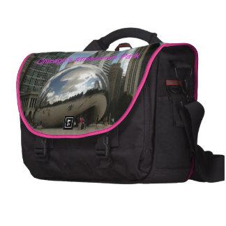 Chicago's Millennium Park Bag Commuter Bag