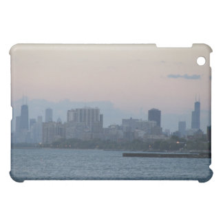 Chicago's skyline at sunrise cover for the iPad mini