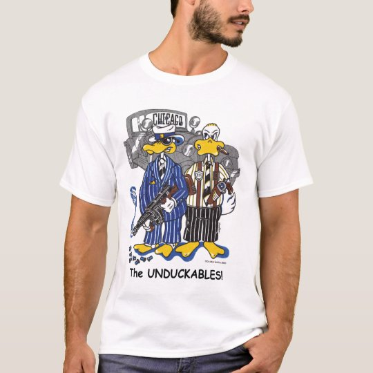 Chicago's Unduckables! T-Shirt