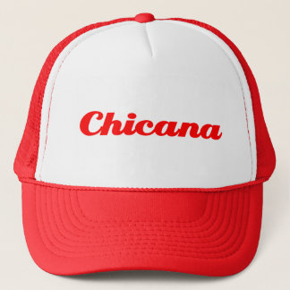 Chicana Trucker Hat