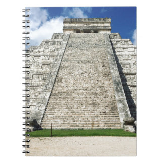 Chichen Itza by Kimberly Turnbull Photography Notebook