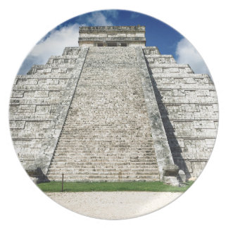 Chichen Itza by Kimberly Turnbull Photography Plate