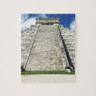 Chichen Itza by Kimberly Turnbull Photography Puzzles