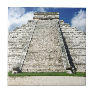 Chichen Itza by Kimberly Turnbull Photography Tile