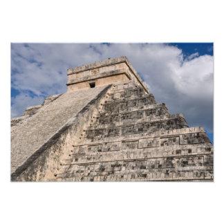 Chichen Itza Mayan Ruin in Mexico Photo Print