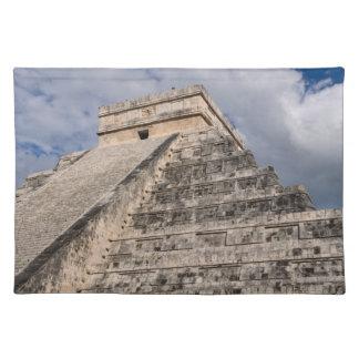 Chichen Itza Mayan Ruin in Mexico Placemat