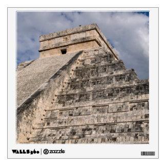 Chichen Itza Mayan Ruin in Mexico Wall Decal