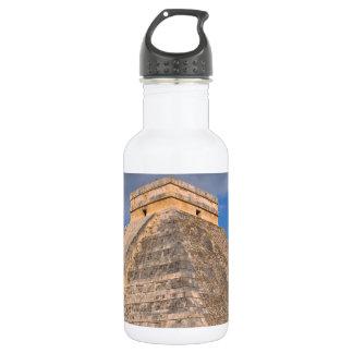 Chichen Itza Mayan Temple in Mexico 532 Ml Water Bottle
