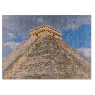 Chichen Itza Mayan Temple in Mexico Boards