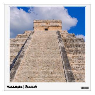 Chichen Itza Mayan Temple in Mexico Wall Sticker