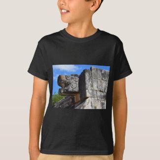 Chichen Itza Mexico Kukulkan Waxaklahun Ubah Kan T-Shirt