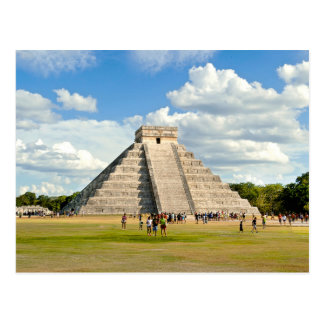 Chichén Itzá Postcard