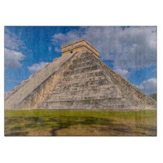 Chichen Itza Ruins in Mexico Cutting Board