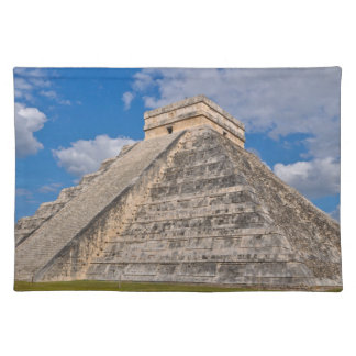 Chichen Itza Ruins in Mexico Placemat