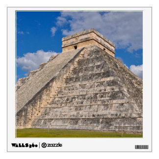 Chichen Itza Ruins in Mexico Wall Decal