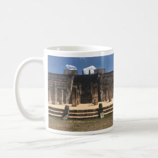 Chichen Itza Temple of the Warriors #2 Mug