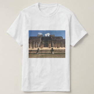 Chichen Itza Temple of the Warriors #2 T-shirt