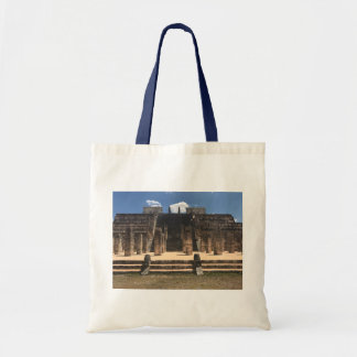 Chichen Itza Temple of the Warriors #2 Tote Bag