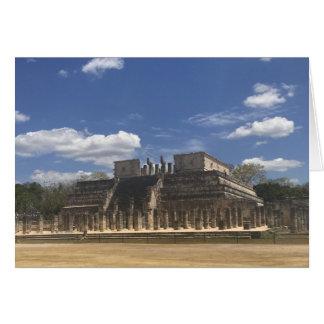 Chichen Itza Temple of the Warriors #4 Card