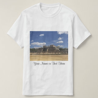 Chichen Itza Temple of the Warriors #4 T-shirt