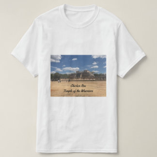 Chichen Itza Temple of the Warriors Kid's T-shirt