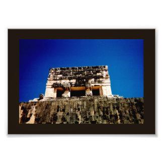 Chichen Itza Wall Photographic Print