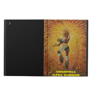 CHICHIMECA WARRIOR -   Warriors dance to show  off Powis iPad Air 2 Case