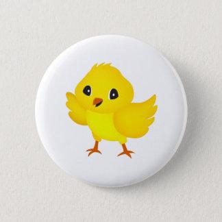 Chick 2 Inch Round Button