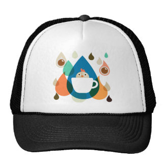 Chick Cafe Trucker Hat