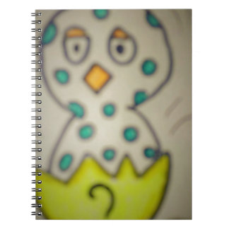 chick cockles (3) notebook