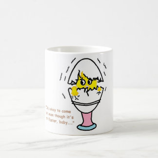 Chick Coffee Mug