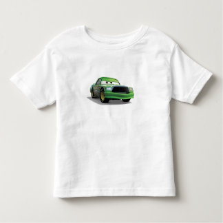 Chick Hicks Green Race Car Disney Toddler T-shirt