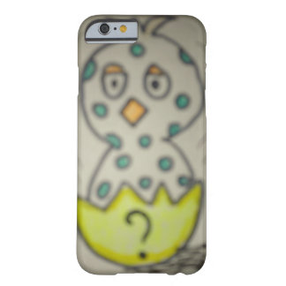 Chick in its Shell Barely There iPhone 6 Case