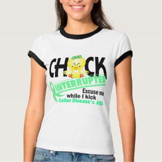 Chick Interrupted 2 Celiac Disease T-Shirt