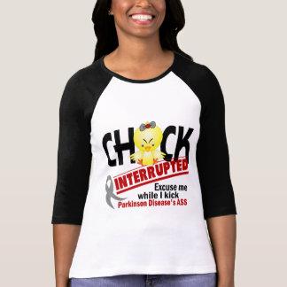 Chick Interrupted 2 Parkinson's Disease T-Shirt
