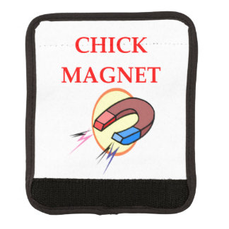 CHICK LUGGAGE HANDLE WRAP